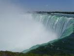 Chutes du Niagara, je peux pas aller plus près…