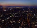 Toronto by night, CN Tower