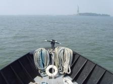 Ferry Liberty Island