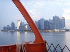 Manhattan aux aurores