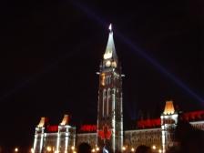 Mosaika au Parlement