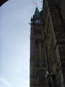 Tour du Parlement