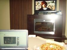 Soirée Spa Pizza TV Web