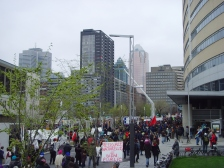 Earth Day - Place des Festivals