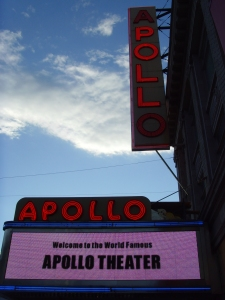 Apollo Theater, le temple des artistes