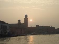 Venise crépuscule