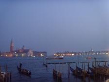 Venise coucher