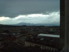 Genève vue de la Cathédrale Saint-Pierre