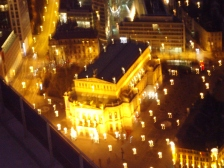 Alte Oper from Main Tower