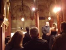 Concerto italien dans l'église St Mark