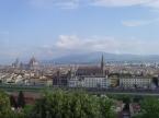 Florence vue de la Piazzale Michelangelo