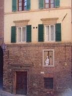 Immeuble à Sienne
