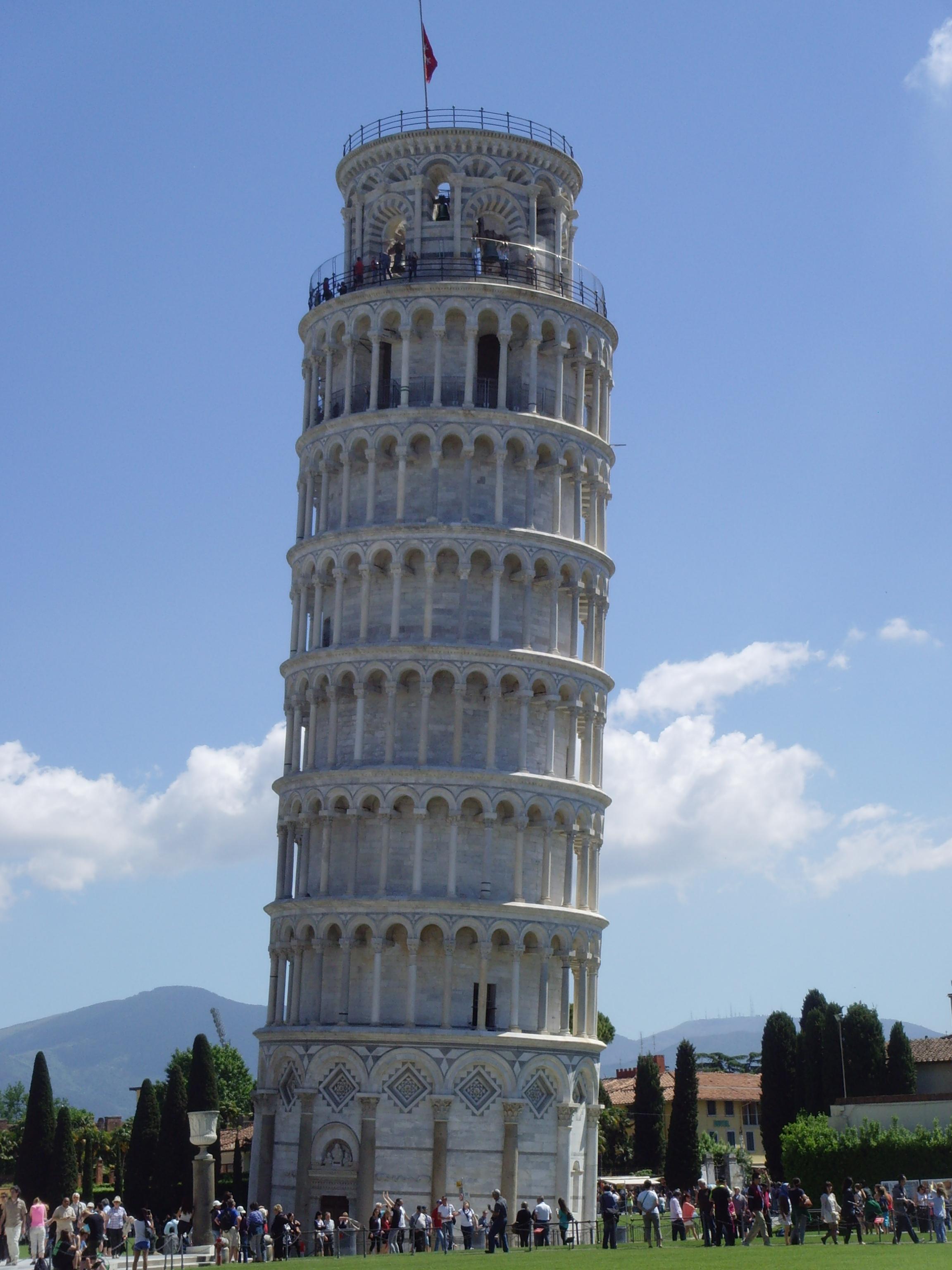 La toscane a vous gagne voyage de vie - Taille de la tour de pise ...