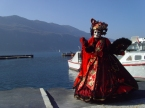 Carnaval masque Lac Bourget