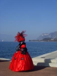 Carnaval vénitien Lac Bourget