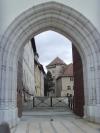 Entrée Château d'Annecy