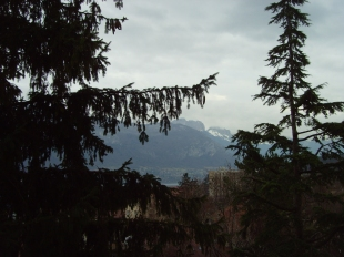 Paysage Annecy