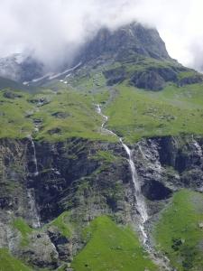 Montagne Parc de la Vanoise
