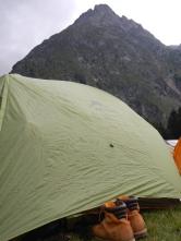 Camping des Glaciers La Fouly - TMB