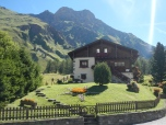 Chalet suisse - TMB