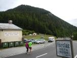 Gîte Col de la Forclaz - TMB