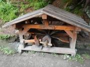 Moulin à eau suisse