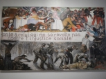 Combat contre l'injustice sociale