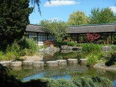 Jardin japonais zen Maison Erdre Ile de Versailles Nantes