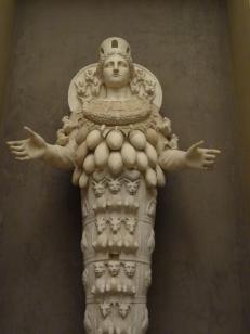 Arthémis d'Ephèse - Musée du Vatican