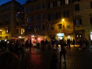 Bulles de joie Trastevere