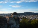 Castillo Gibralfaro musulman