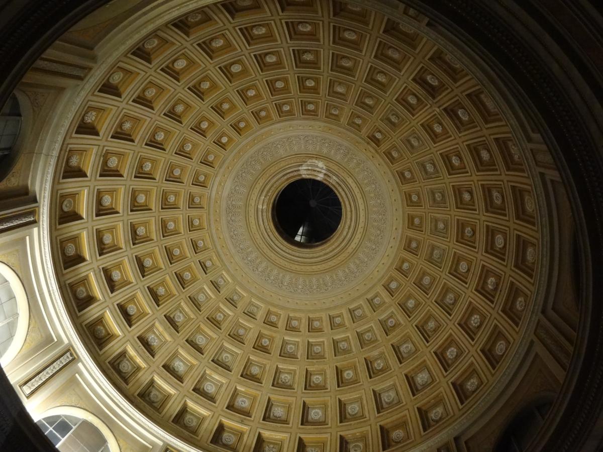 Coupole Musée du Vatican