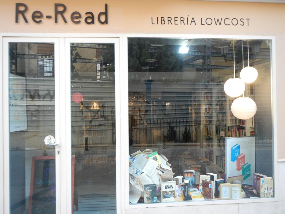 Libreria Re-Read - Malaga