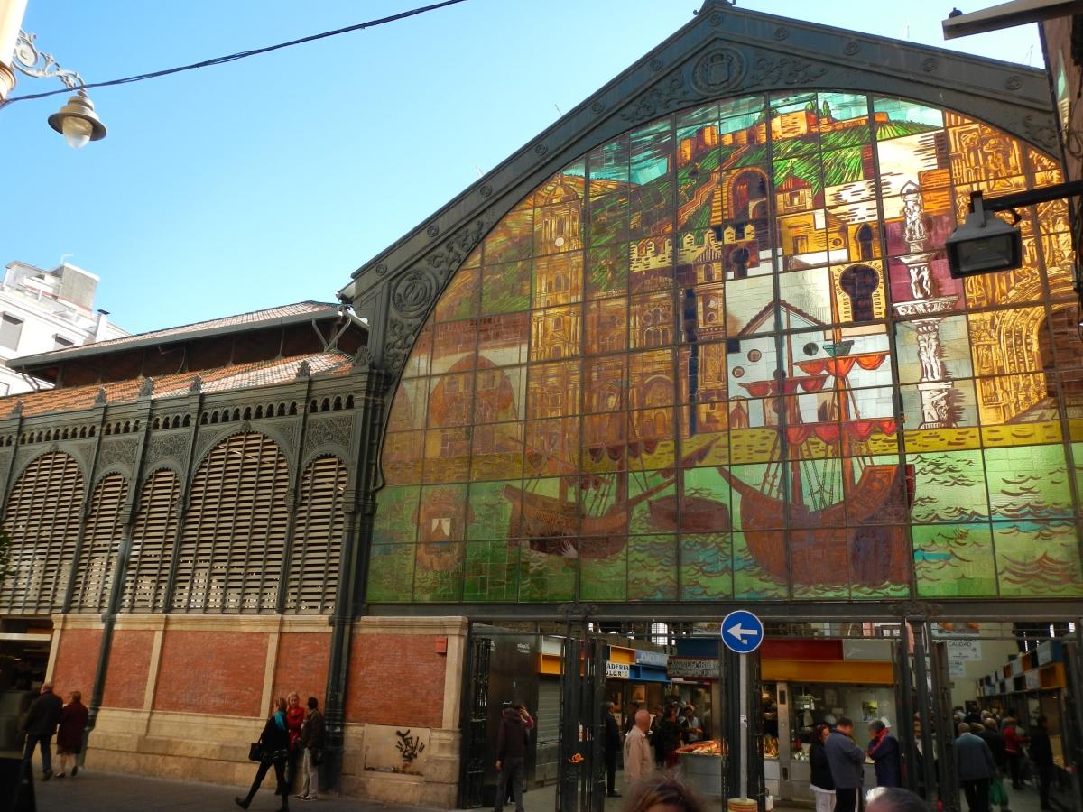 Mercado Central Atarazanas - Malaga