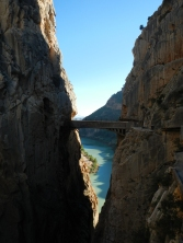 Pont Caminito del Rey - El Chorro