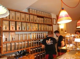 Salon de thé Teteria - Malaga
