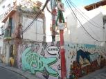 Street art Lagunillas - Malaga