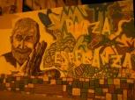 Street art plaza Esperanza Lagunillas - Malaga