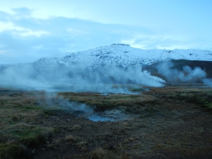 Champ géothermique de Geysir