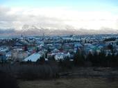 Reykjavik depuis Perlan
