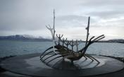 Solfar Sun Voyager Reykjavik
