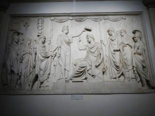 Fresque Académie Beaux-Arts Brera