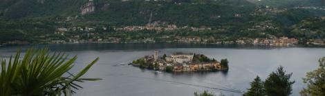 Lac Orta Ile San Giulio