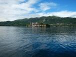 Lac Orta vue Ile San Giulio