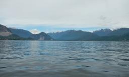 Paysage Alpes Lac Majeur