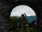 Statue Teatro Massimo Isola Bella