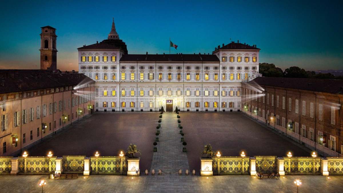 Musei Reali di Torino Palazzo Reale © Digra