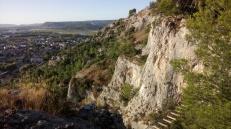 cavaillon-vue-colline-saint-jacques-via-ferrata