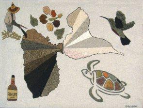 Tableau Rêve de sable